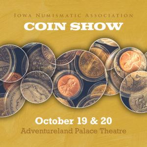 2019 Iowa Coin Show